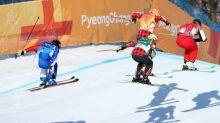 JO 2018 - Skicross (H) - Arnaud Bovolenta (éliminé en demi-finale à Pyeongchang) : «J'y ai cru»