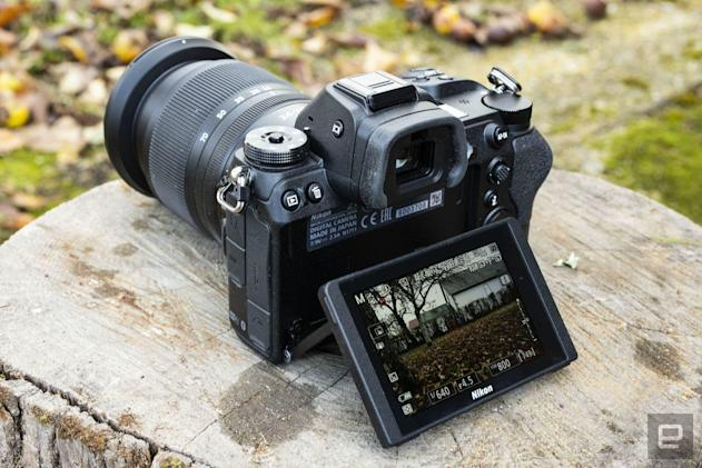 Nikon Z6 and Z7 updates help portrait shooters and videographers