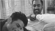 4 Years of 'MS Dhoni The Untold Story': Here are Pics of Real and Reel-life Mahi
