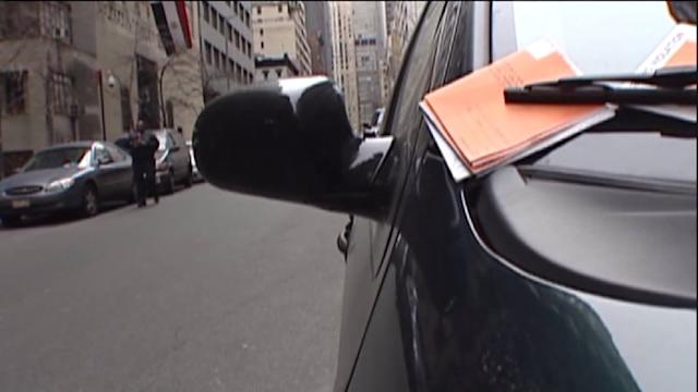 NYC Drivers Frustrated By This `Unfair` Parking Ticket Payment Method