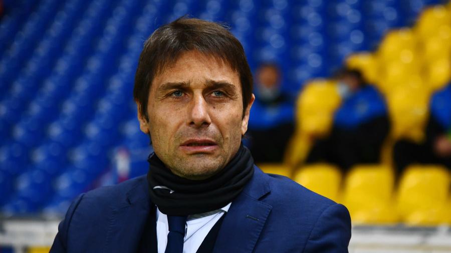 """Conte: """"Schiaffone ad Hakimi? No, gli ho detto bravo. Inter in fuga? Sono tutte finali"""""""