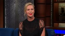 Charlize Theron recounts embarrassing audition for her idol, Tom Hanks