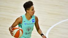Sports Illustrated's win for LGBTQ visibility: Trans, nonbinary WNBA star Layshia Clarendon on its digital cover