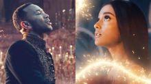 《美女與野獸》MV 出爐了!Ariana Grande、John Legend 公主王子造型翻唱新曲,網民:感動到想哭⋯⋯
