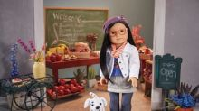 "American Girl Debuts New Contemporary Character ""Z"" Yang,™ A Filmmaker Who Tells Stories Through Her Own Creative Lens"