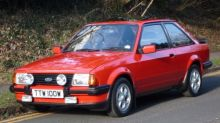 Back to the 80s: pristine Ford Escort XR3 up for grabs