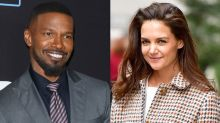 Katie Holmes and Jamie Foxx Might Really Be Dating