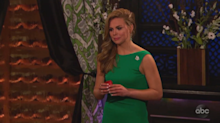Hannah Brown makes shocking and unprecedented 'Bachelorette' rose ceremony decision