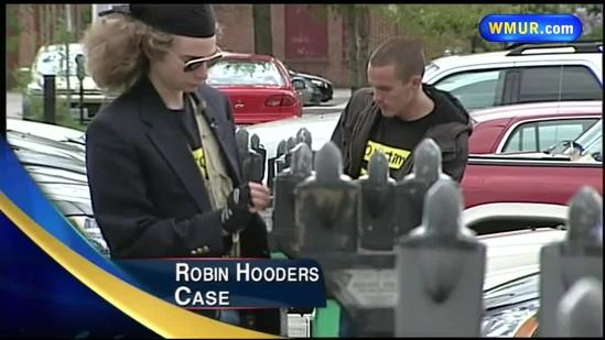 Judge rules with Robin Hooders