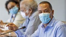 """Coronavirus en Guyane : """"Il faudrait plus de 150, voire 200médecins supplémentaires"""", selon le président de la Collectivité territoriale de Guyane"""