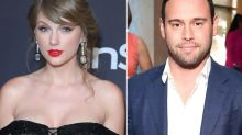 Scooter Braun Congratulates Taylor Swift on 'Brilliant' New Album Lover After Drama
