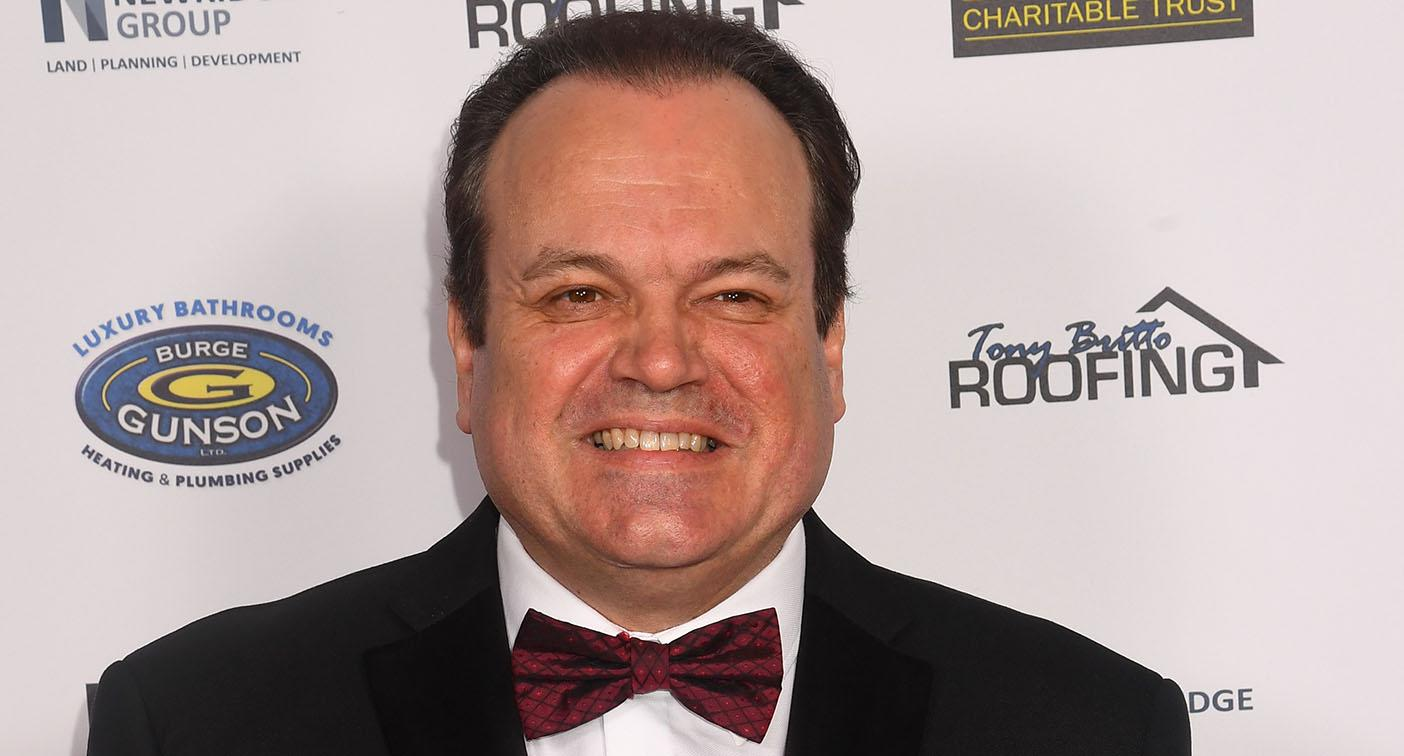 Shaun Williamson claims he's being haunted by a 'noisy ghost' named Rosemary
