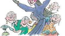 4 of the scariest Roald Dahl characters