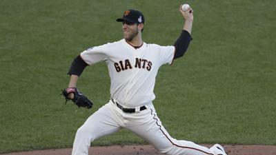 Giants Beat Tigers, Lead World Series 2-0