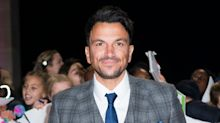 Peter Andre addresses 'sad reality' of children having older fathers