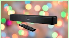 'Never go back to TV speakers again': The Bose Solo 5 soundbar offers 'remarkable' audio—and it's on sale
