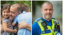 PCSO finally reunited with family after spending entire coronavirus lockdown apart to protect son