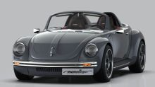 Memminger Roadster 2.7 is the ultimate VW Beetle