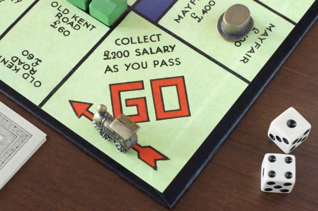 Monopoly's GO!