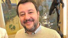 """Salvini torna a Bologna per attaccare Bonaccini: """"Racconta balle"""""""