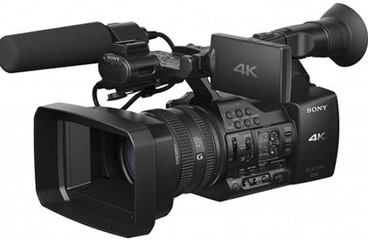Sony offers pro 4K camcorder for $6,500: the PXW-Z100 with 10-bit, 600Mbps video
