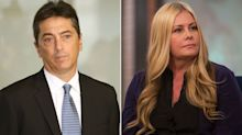Scott Baio accuses Nicole Eggert of 'cyberstalking' after she tweets that she wishes 'he got the punishment Cosby did'