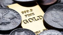 Gold Falls to 1,290 as Investors Give Up on the 1,300 Resistance