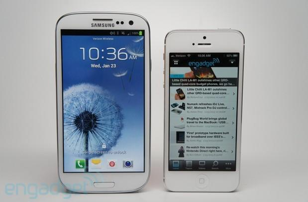 Gartner report finds Samsung topped Apple as biggest chip buyer in 2012