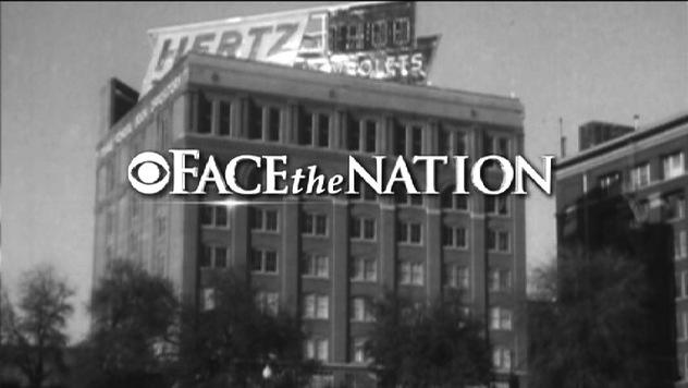 Open: This is Face the Nation, November 17