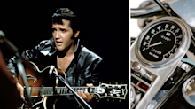 You can buy Elvis Presley's 1976 Harley-Davidson for $3 million