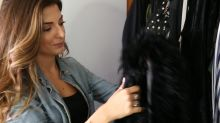 Contestants compete in outfit of the day challenge on 'Closet Raiders' with Olivia Culpo
