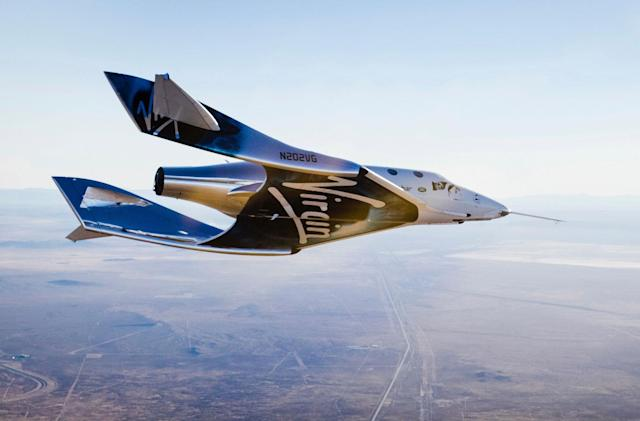 Virgin Galactic to conduct first powered spaceship tests in 3 years