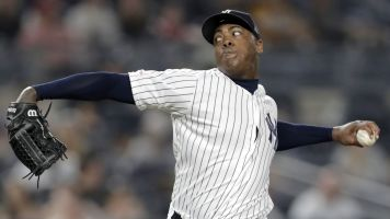 Report: Chapman to opt out of Yankees deal