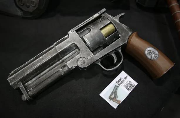 Your next plastic gun won't make it past metal detectors