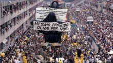 Carnaval: relembre quando as escolas de samba causaram na avenida