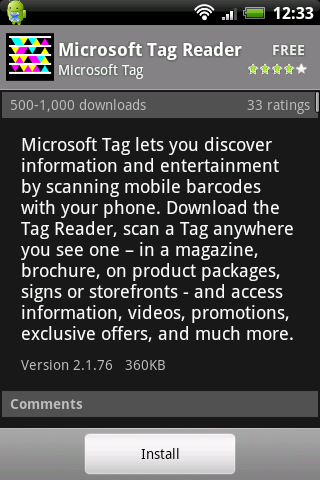 Tag: Microsoft's first Android app is it