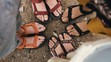Tevas were named the 'hottest shoe of 2019' — but this sale is even hotter!