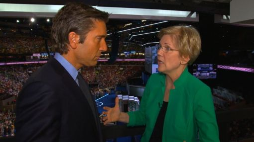 Elizabeth Warren Says Donald Trump Is a 'Thin-Skinned Racist' for Calling Her 'Pocahontas'