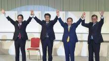 Suga vence eleição para substituir Abe