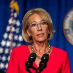 DeVos Defends Trump's School Funding Threat, Calls CDC's Guidelines 'Flexible'