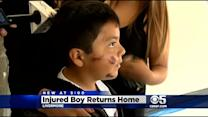 Livermore Boy Recovering After Drunk Driver Plows Into Backyard