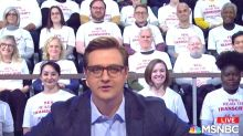 Chris Hayes And His Audience Expertly Use Trump's Own Appeal Against Him