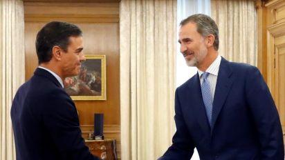 Sánchez culpa a PP, Cs y Unidas Podemos de bloquear la formación de gobierno