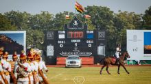 Attending the British Polo Day in Jodhpur