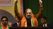 Amit Shah, Who Led BJP's Hate Campaign, Has Finally Reacted To 'Goli Maaro' Slogans