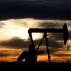 Brent crude jumps above $33 on hopes of oil output deal