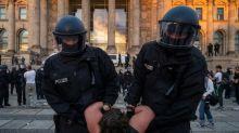 Gewerkschaft der Polizei erwartet weitere Radikalisierung der Corona-Proteste