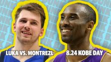 Favorite Kobe Moments and Was Trez's comment about Luka Overblown? | Dunk Bait