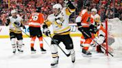 Penguins hammer Flyers, within win of Round 2