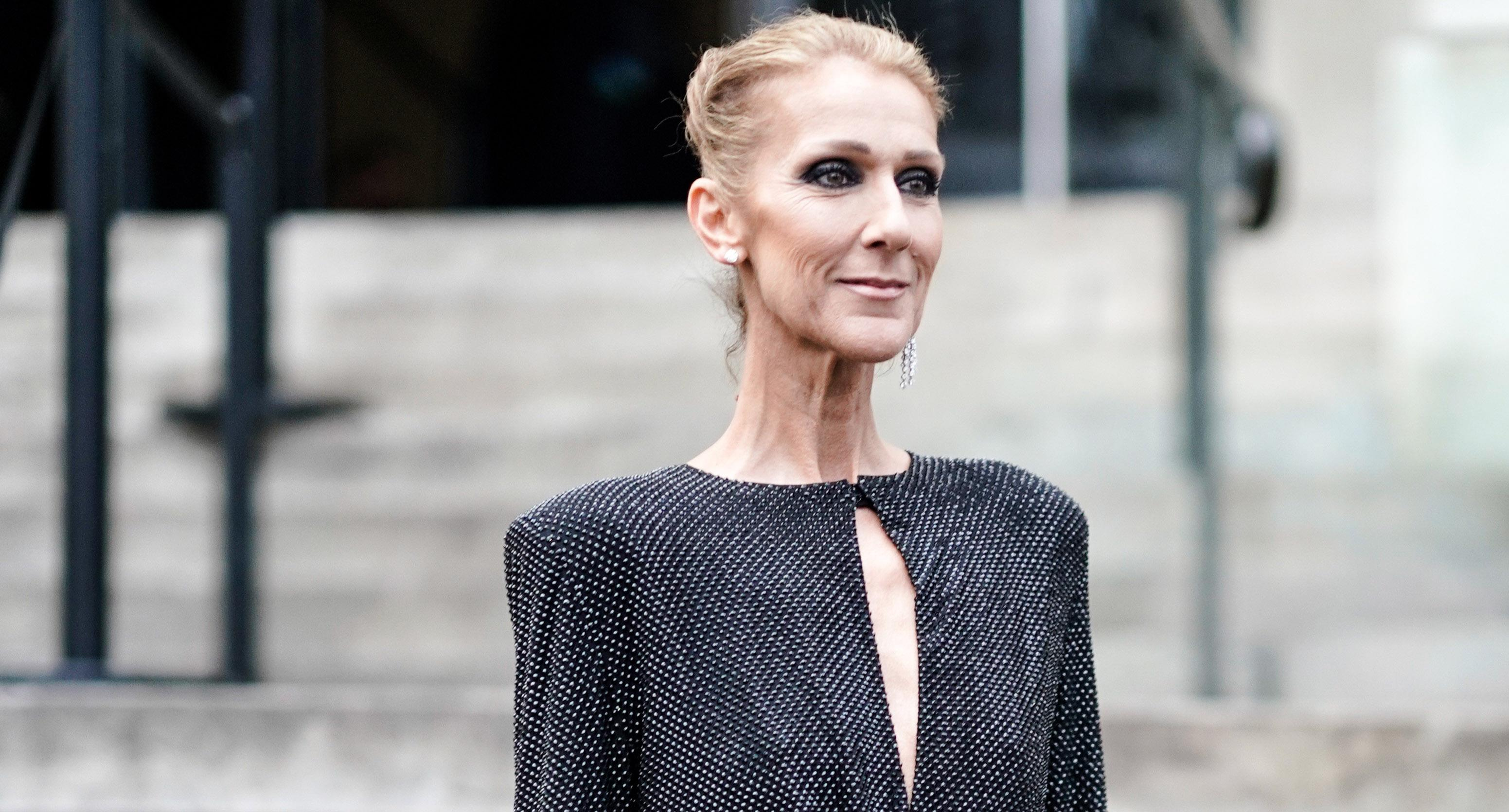 Fans concerned about Celine Dion's weight loss